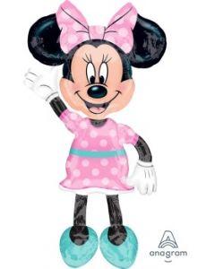Minnie Airwalker Foil Balloon