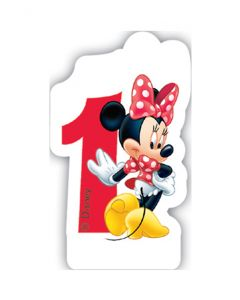 Minnie Cafe Candle Number 1