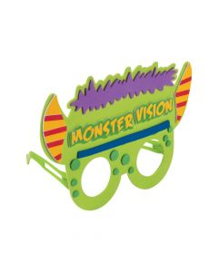 Monster Vision Glasses Craft Kit