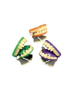 Monster Wind-Up Chomping Teeth