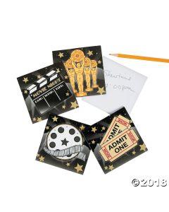 Movie Night Notepads