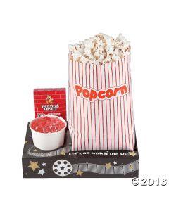 Movie Night Snack Trays