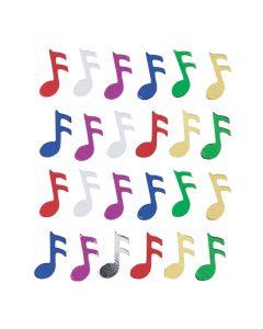 Music Note Confetti