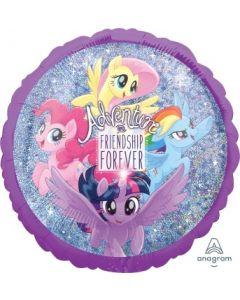 My Little Pony Friendship Adventure Holographic Balloon