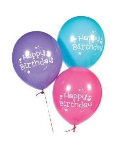 "My Little Pony Magic 12"" Latex Balloons"