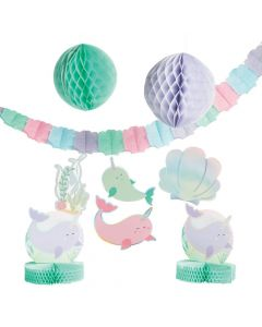 Narwhal Party Decorating Kit