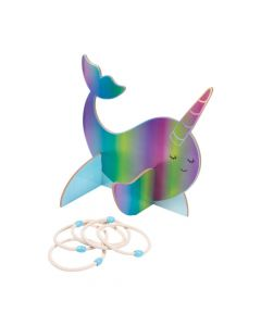 Narwhal Ring Toss Game