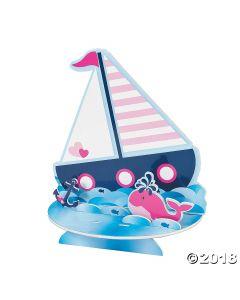 Nautical Girl Centerpiece