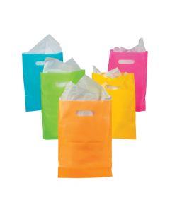Neon Goody Bags