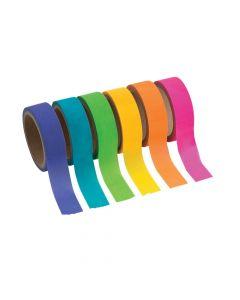Neon Washi Tape Set