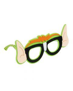 Nerdy Elf Glasses Christmas Craft Kit