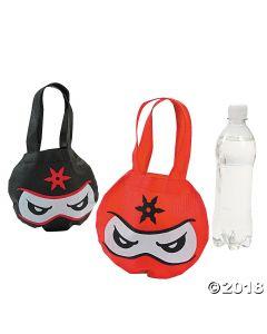 Ninja Tote Bags