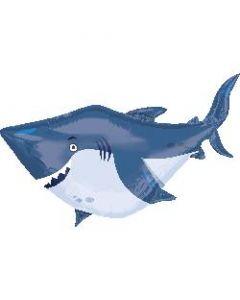 Ocean Buddies Shark Supershape Foil Balloon