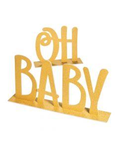 Oh Baby Centerpiece
