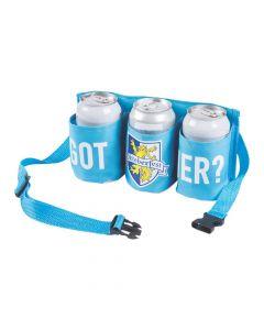 Oktoberfest Beer Holster Belt