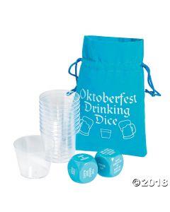 Oktoberfest Drinking Dice Game