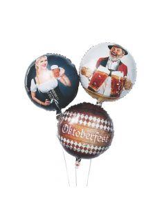 Oktoberfest Mylar Balloons