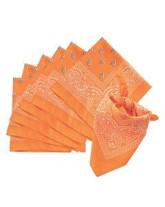 Orange Bandanas