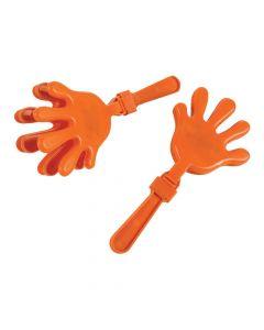 Orange Hand Clappers