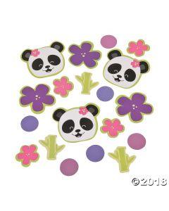 Panda Party Confetti