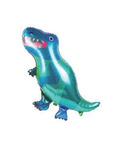 Party Dinosaur T-Rex Mylar Balloon