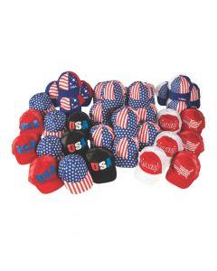 Patriotic Hat Assortment