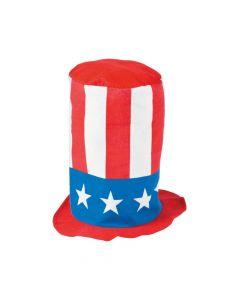 Patriotic Stovepipe Hat