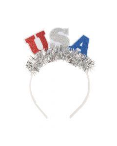 Patriotic USA Headbands