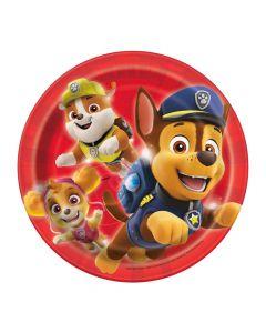 Paw Patrol™ Paper Dessert Plates – 8 Ct.
