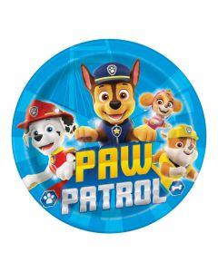 Paw Patrol™ Paper Dinner Plates – 8 Ct.