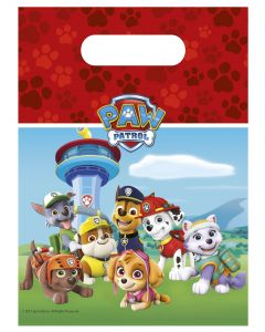 Paw Patrol Ready For Action Party Bags