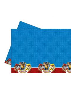 Paw Patrol Ready For Action Plastic Tablecover