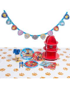 Paw Patrol Tableware Kit for 8 Guests