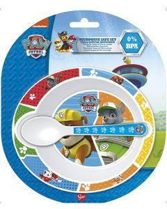 Paw Patrol Toddler 2PCS Micro Set