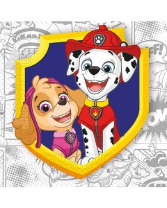Paw Patrol Yelp for Action Napkins - Eco Friendly