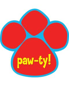 Paw-ty Time Invitations