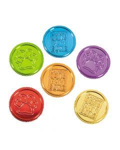 Pawsome Reward Coins