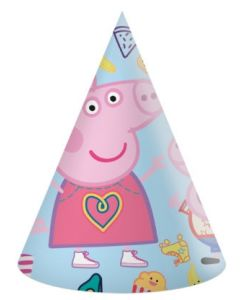 Peppa Pig Messy Play Party Hats