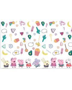 Peppa Pig Messy Play Tablecover