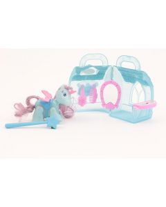 Pet Parade Unicorn Stable and Pony