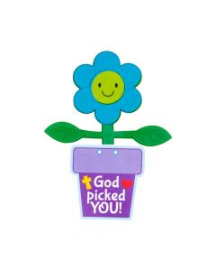 Pick Kindness Flowers with Cards