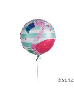 Pineapple 'n Friends Mylar Balloon