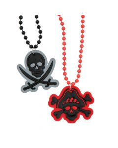 Pirate Bead Necklaces