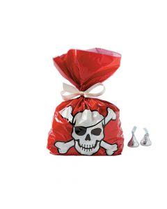 Pirate Cellophane Bags