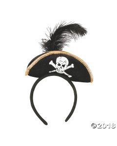 Pirate Hat Headband