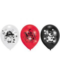 Pirate Latex Balloons