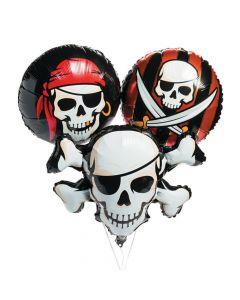 Pirate Mylar Balloons