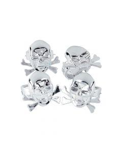 Pirate Skull Rings