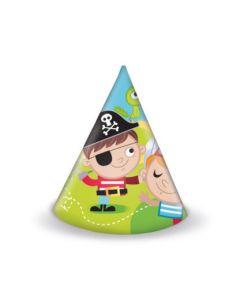 Pirate Treasure Hunt Hats