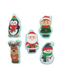 Plush Christmas Character Assortment